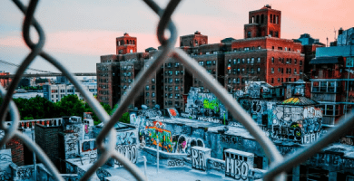 Fondos de pantalla urbanos