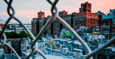 Fonds d'écran urbains